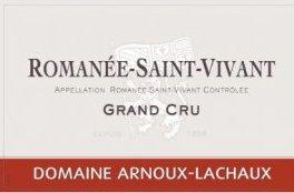 Domaine Arnoux-Lachaux (ex Robert Arnoux) Romanée-Saint-Vivant Grand Cru  label