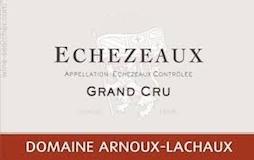 Domaine Arnoux-Lachaux (ex Robert Arnoux) Echezeaux Grand Cru  label