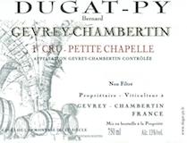 Domaine Bernard Dugat-Py Gevrey-Chambertin Premier Cru Petite Chapelle label