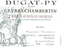 Domaine Bernard Dugat-Py Gevrey-Chambertin Premier Cru Lavaux Saint-Jacques label