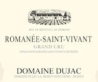 Domaine Dujac Romanée-Saint-Vivant Grand Cru  label