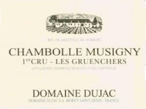 Domaine Dujac Chambolle-Musigny Premier Cru Les Gruenchers label