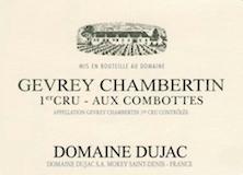 Domaine Dujac Gevrey-Chambertin Premier Cru Aux Combottes label