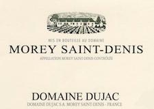 Domaine Dujac Morey-Saint-Denis Blanc label
