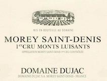 Domaine Dujac Morey-Saint-Denis Premier Cru Les Monts Luisants Blanc label