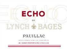 Château Lynch-Bages Echo de Lynch-Bages Cinquième Cru label