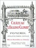 Château l'Eglise Clinet  label