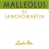 Bodegas Emilio Moro Malleolus de Sanchomartin label