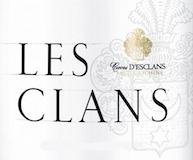 Château d' Esclans Les Clans label