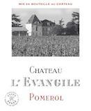 Château l'Evangile  label