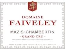 Domaine Faiveley Mazis-Chambertin Grand Cru  label