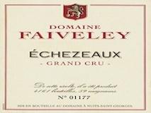 Domaine Faiveley Echezeaux Grand Cru  label