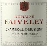 Domaine Faiveley Chambolle-Musigny Premier Cru Les Fuées label