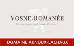 Domaine Arnoux-Lachaux (ex Robert Arnoux) Vosne-Romanée  label