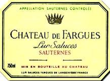 Château de Fargues  label