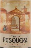 Bodegas Tinto Pesquera Millenium Reserva label