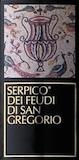 Feudi di San Gregorio Serpico label