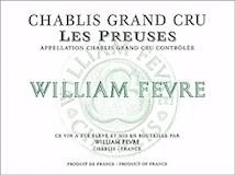Domaine William Fèvre Chablis Grand Cru Les Preuses label