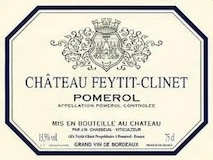 Château Feytit Clinet  label