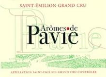 Château Pavie Arômes de Pavie label