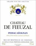 Château de Fieuzal Blanc label