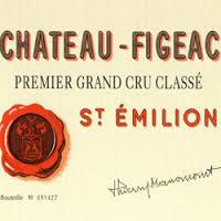 Château Figeac  Premier Grand Cru Classé B label