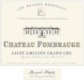 Château Fombrauge  Grand Cru Classé label