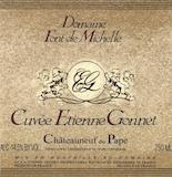 Domaine Font de Michelle Châteauneuf-du-Pape Cuvée Etienne Gonnet label