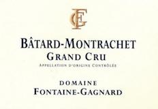 Domaine Fontaine-Gagnard Bâtard-Montrachet Grand Cru  label