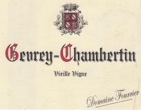 Domaine Fourrier Gevrey-Chambertin Vieilles Vignes label