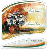 Domaine Pierre Gaillard Condrieu  label