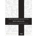 Gaja Brunello di Montalcino Sugarille label