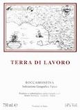Galardi Terra di Lavoro label