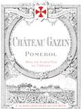 Château Gazin  label
