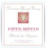 Domaine Georges Vernay Côte Rôtie Blonde du Seigneur label