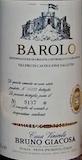 Azienda Agricola Falletto (Bruno Giacosa) Barolo Villero di Castiglione Falletto label