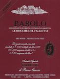 Azienda Agricola Falletto (Bruno Giacosa) Barolo  Riserva label