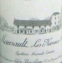 Domaine d'Auvenay (Lalou Bize-Leroy) Meursault Les Narvaux label