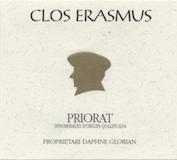 Clos Erasmus  label