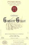 Château Gombaude-Guillot  label