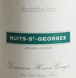 Domaine Henri Gouges Nuits-Saint-Georges  label