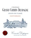 Château Grand Corbin-Despagne  Grand Cru Classé label