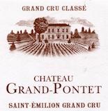 Château Grand-Pontet  Grand Cru Classé label
