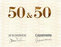 Avignonesi / Capannelle 50&50 label
