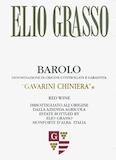 Elio Grasso Barolo Gavarini Vigna Chiniera label