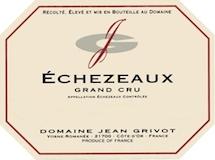 Domaine Jean Grivot Echezeaux Grand Cru  label