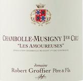 Domaine Robert Groffier Père et Fils Chambolle-Musigny Premier Cru Les Amoureuses label