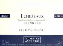 Domaine Anne Gros Echezeaux Grand Cru Les Loachausses label