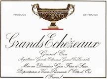 Domaine Gros Frère et Sœur Grands Echezeaux Grand Cru  label