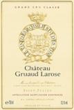 Château Gruaud-Larose  Deuxième Cru label